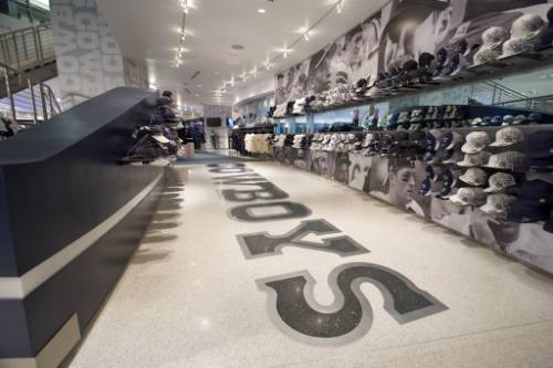 Cowboys Stadium Pro Shop